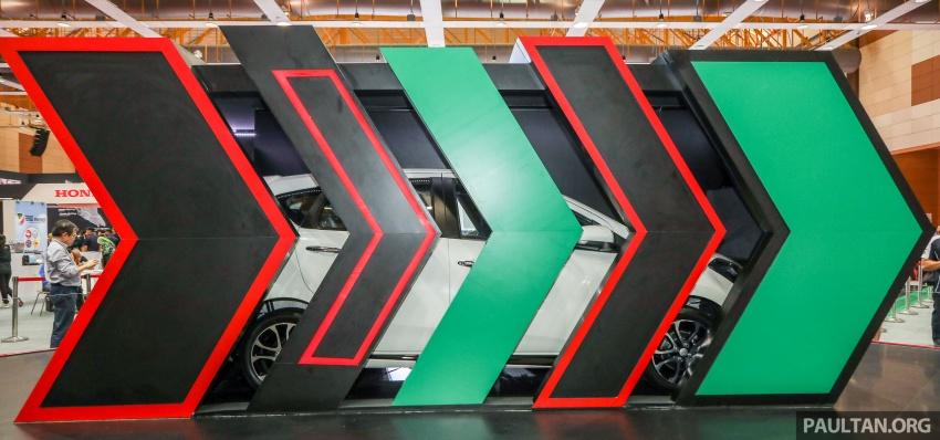 Perodua Myvi 2018 buat penampilan umum pertama Image #736317