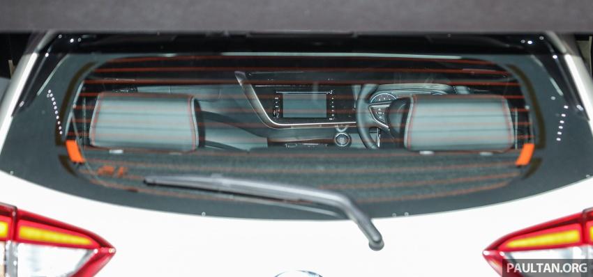 2018 Perodua Myvi – first glimpse of all-new interior Image #736604