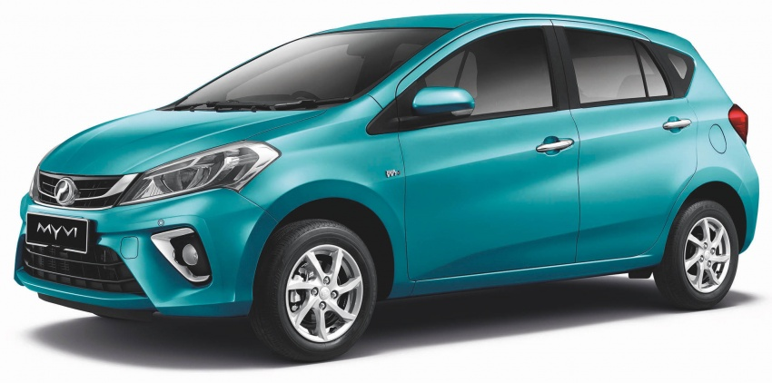 2018 Perodua Myvi Officially Launched In Malaysia