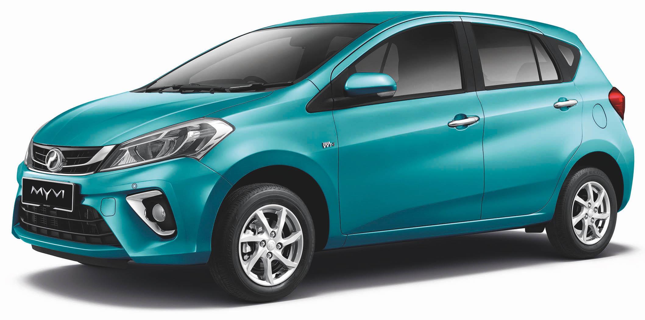 Perodua Myvi 2018 dilancarkan di Malaysia – model generasi ...
