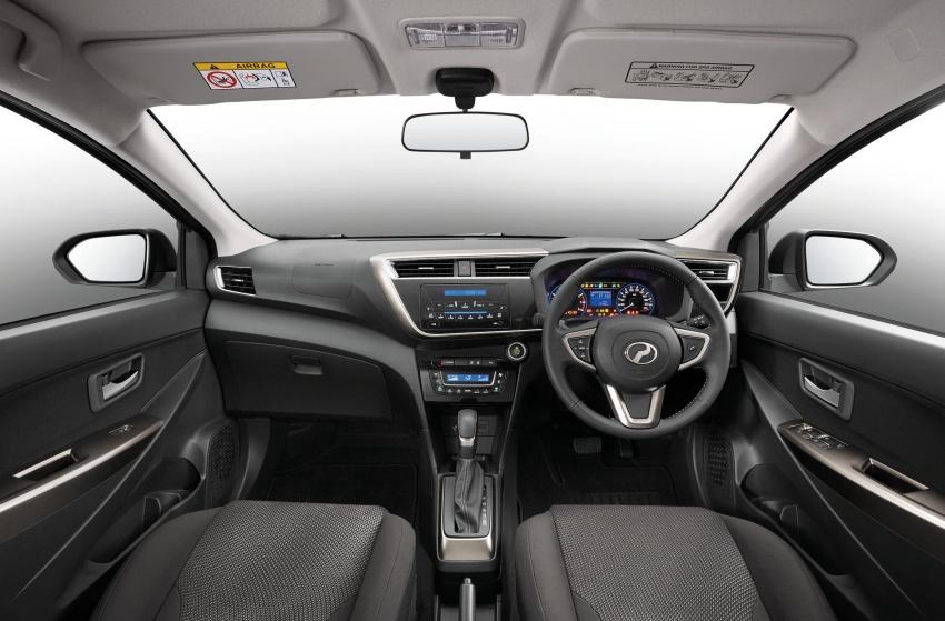 Perodua Myvi 2018 dilancarkan di Malaysia – model generasi baharu, 1.3L dan 1.5L, bermula RM44,300 Image #738634