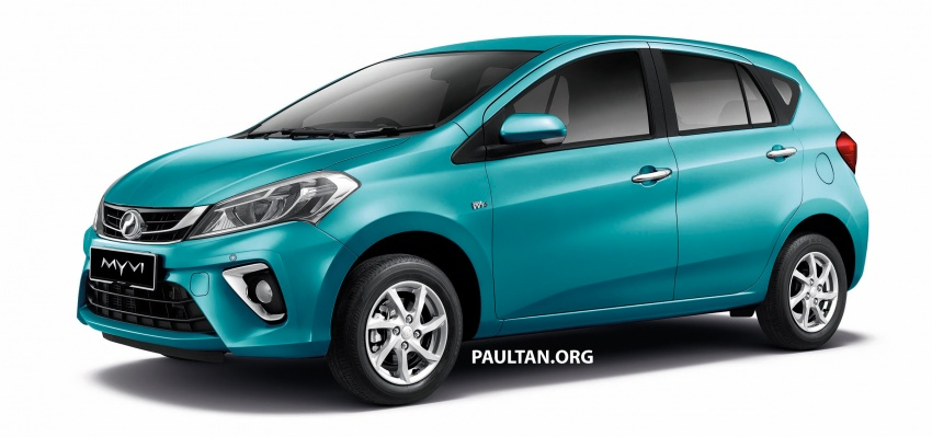 2018 Perodua Myvi officially launched in Malaysia – now with full details and pics, priced from RM44,300 Image #738965