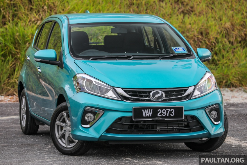 GALLERY: 2018 Perodua Myvi 1.3 Premium X vs 1.5 Advance – which new variant should you go for? Image #741384