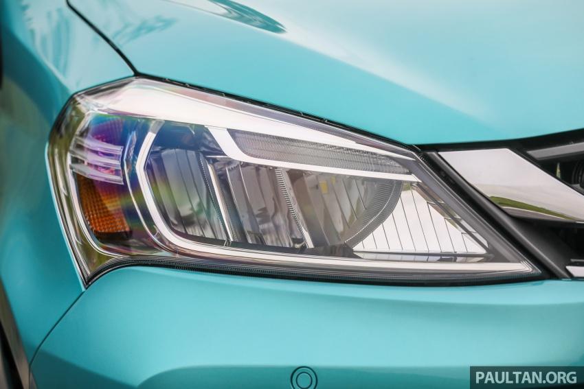 GALERI: Perodua Myvi 2018 – 1.5 Advance vs. 1.3 Premium X; model yang mana beri lebih banyak nilai? Image #740931