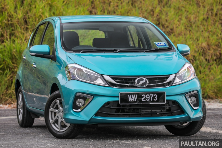 GALLERY: 2018 Perodua Myvi 1.3 Premium X vs 1.5 Advance – which new variant should you go for? Image #741385