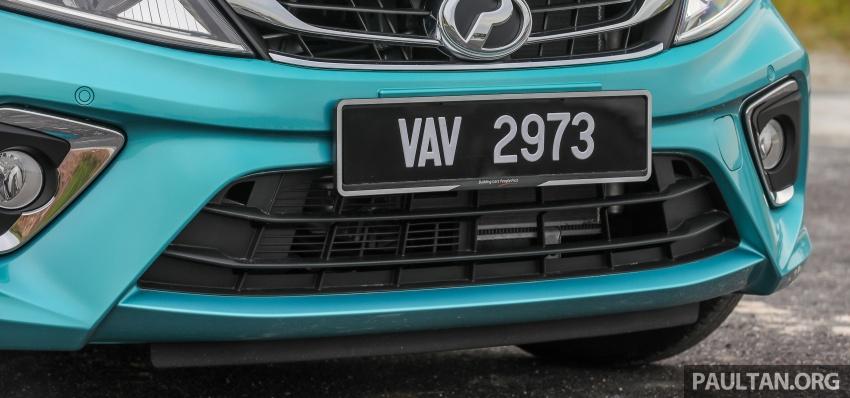 GALERI: Perodua Myvi 2018 – 1.5 Advance vs. 1.3 Premium X; model yang mana beri lebih banyak nilai? Image #740938