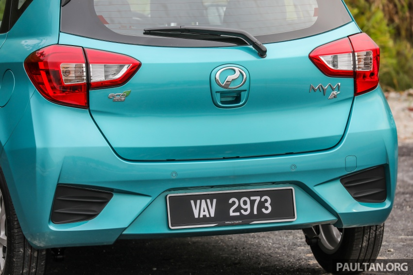GALLERY: 2018 Perodua Myvi 1.3 Premium X vs 1.5 Advance – which new variant should you go for? Image #741411