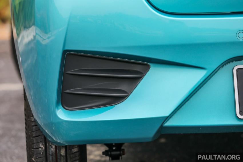 GALERI: Perodua Myvi 2018 – 1.5 Advance vs. 1.3 Premium X; model yang mana beri lebih banyak nilai? Image #740958