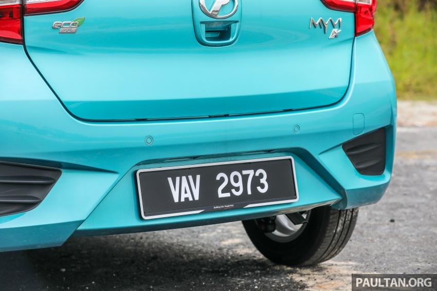 GALERI: Perodua Myvi 2018 – 1.5 Advance vs. 1.3 Premium X; model yang mana beri lebih banyak nilai? Image #740961