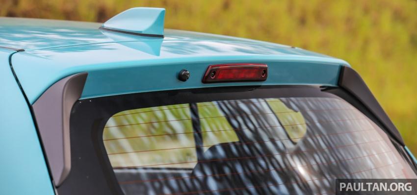 GALERI: Perodua Myvi 2018 – 1.5 Advance vs. 1.3 Premium X; model yang mana beri lebih banyak nilai? Image #740963