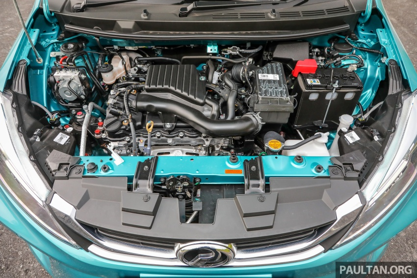 GALERI: Perodua Myvi 2018 – 1.5 Advance vs. 1.3 Premium X; model yang mana beri lebih banyak nilai? Image #740967