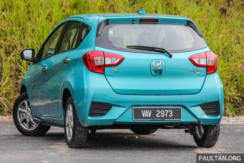 GALLERY: 2018 Perodua Myvi 1.3 Premium X vs 1.5 Advance – which new variant should you go for? Image #741392