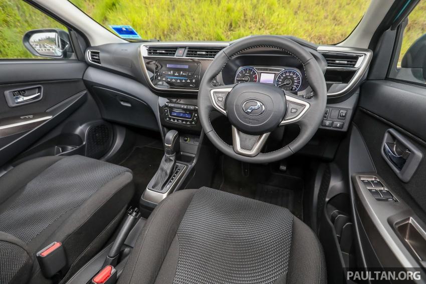 GALERI: Perodua Myvi 2018 – 1.5 Advance vs. 1.3 Premium X; model yang mana beri lebih banyak nilai? Image #740995