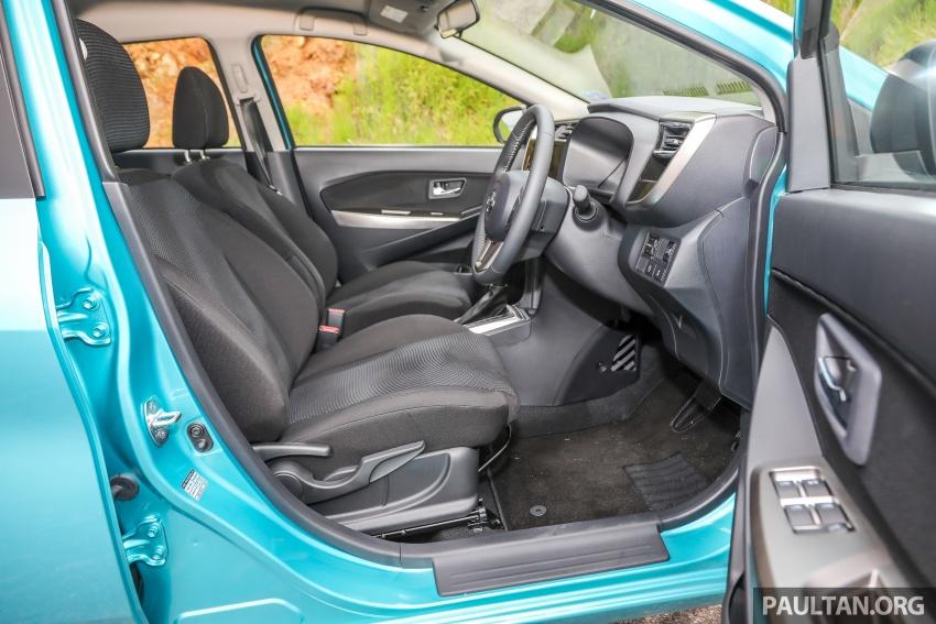 GALERI: Perodua Myvi 2018 – 1.5 Advance vs. 1.3 Premium X; model yang mana beri lebih banyak nilai? Image #740998