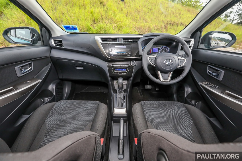 GALERI: Perodua Myvi 2018 – 1.5 Advance vs. 1.3 Premium X; model yang mana beri lebih banyak nilai? Image #740972