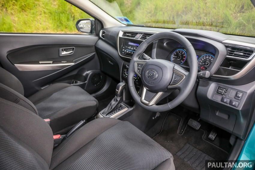 GALERI: Perodua Myvi 2018 – 1.5 Advance vs. 1.3 Premium X; model yang mana beri lebih banyak nilai? Image #740973