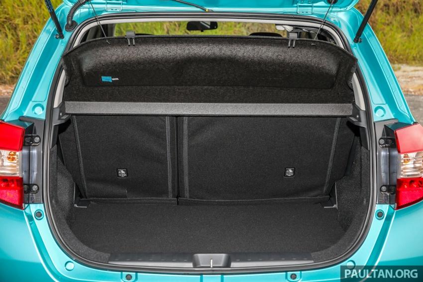 GALERI: Perodua Myvi 2018 – 1.5 Advance vs. 1.3 Premium X; model yang mana beri lebih banyak nilai? Image #741011