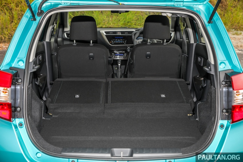 GALERI: Perodua Myvi 2018 – 1.5 Advance vs. 1.3 Premium X; model yang mana beri lebih banyak nilai? Image #741012