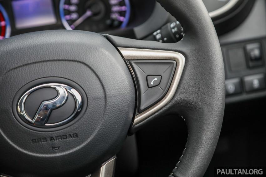 GALERI: Perodua Myvi 2018 – 1.5 Advance vs. 1.3 Premium X; model yang mana beri lebih banyak nilai? Image #740977