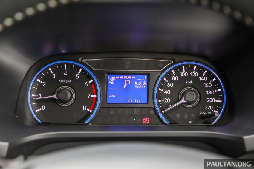 GALERI: Perodua Myvi 2018 – 1.5 Advance vs. 1.3 Premium X; model yang mana beri lebih banyak nilai? Image #740979