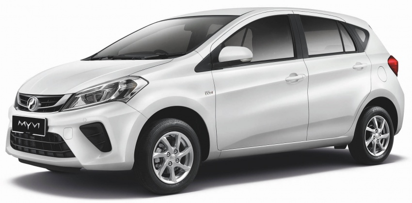 2018 Perodua Myvi officially launched in Malaysia – now with full details and pics, priced from RM44,300 Image #738424