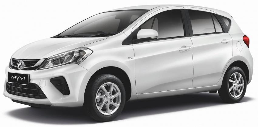 Perodua Myvi 2018 dilancarkan di Malaysia – model generasi baharu, 1.3L dan 1.5L, bermula RM44,300 Image #738635