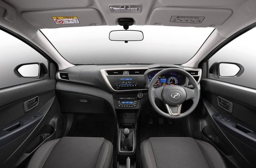 Perodua Myvi 2018 dilancarkan di Malaysia – model generasi baharu, 1.3L dan 1.5L, bermula RM44,300 Image #738636