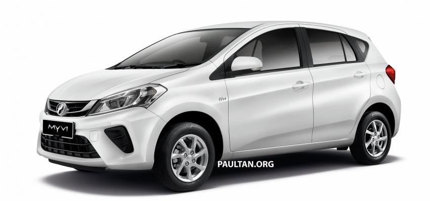 Perodua Myvi 2018 dilancarkan di Malaysia – model generasi baharu, 1.3L dan 1.5L, bermula RM44,300 Image #739011