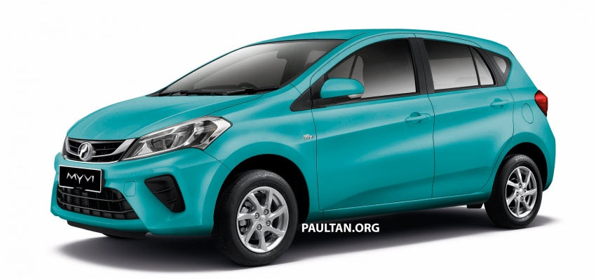 2018 Perodua Myvi officially launched in Malaysia – now with full details and pics, priced from RM44,300 Image #738971