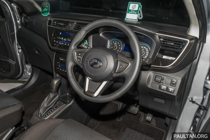 Perodua Myvi 2018 dilancarkan di Malaysia – model generasi baharu, 1.3L dan 1.5L, bermula RM44,300 Image #739436