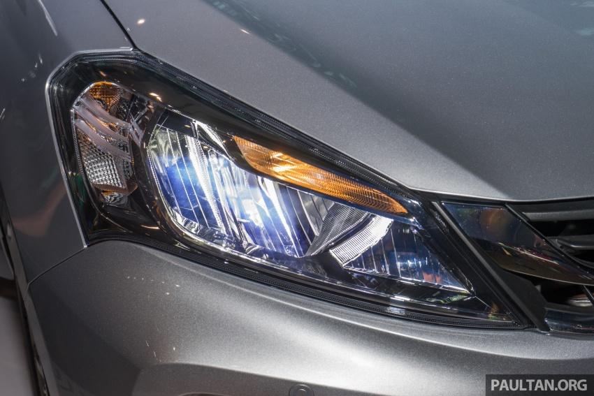 Perodua Myvi 2018 dilancarkan di Malaysia – model generasi baharu, 1.3L dan 1.5L, bermula RM44,300 Image #739429