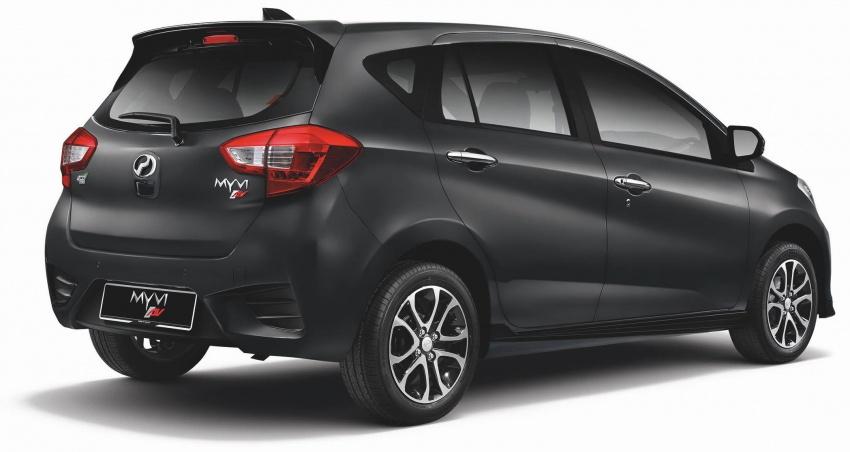 Perodua Myvi 2018 dilancarkan di Malaysia – model generasi baharu, 1.3L dan 1.5L, bermula RM44,300 Image #738638