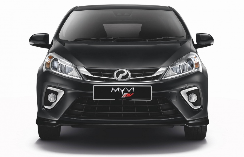 2018 Perodua Myvi officially launched in Malaysia – now with full details and pics, priced from RM44,300 Image #738428