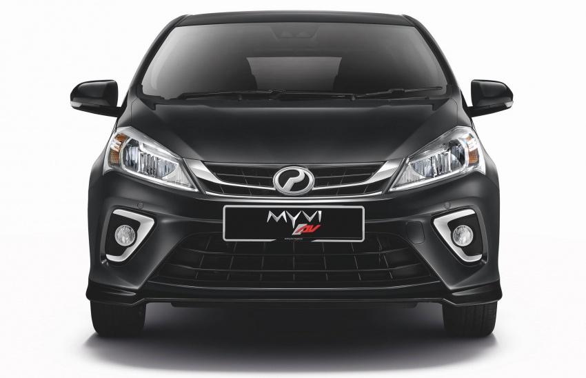 Perodua Myvi 2018 dilancarkan di Malaysia – model generasi baharu, 1.3L dan 1.5L, bermula RM44,300 Image #738639
