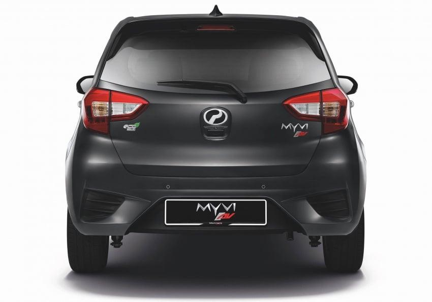 Perodua Myvi 2018 dilancarkan di Malaysia – model generasi baharu, 1.3L dan 1.5L, bermula RM44,300 Image #738640