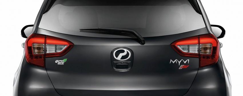 Perodua Myvi 2018 dilancarkan di Malaysia – model generasi baharu, 1.3L dan 1.5L, bermula RM44,300 Image #738642