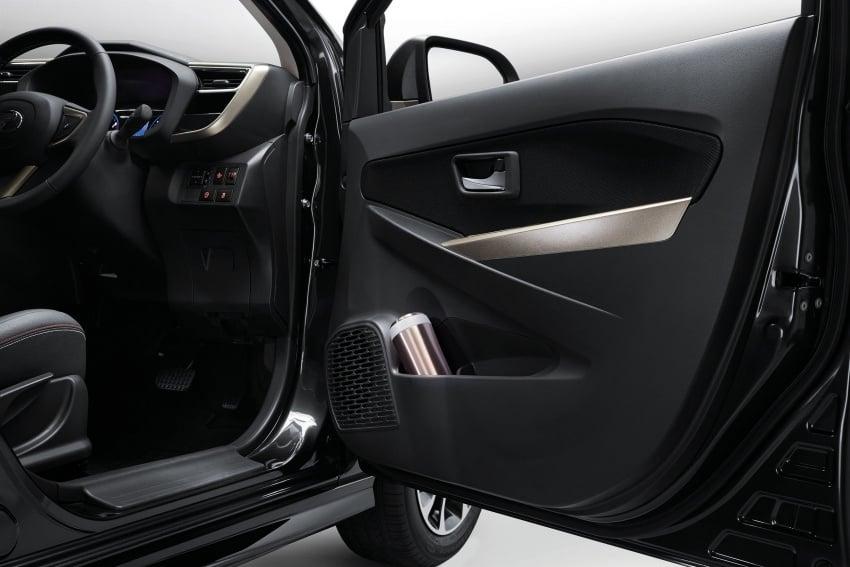 Perodua Myvi 2018 dilancarkan di Malaysia – model generasi baharu, 1.3L dan 1.5L, bermula RM44,300 Image #738659