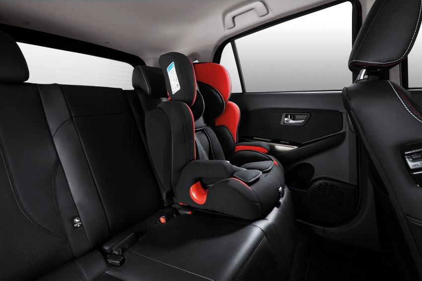 Perodua Myvi 2018 dilancarkan di Malaysia – model generasi baharu, 1.3L dan 1.5L, bermula RM44,300 Image #738661