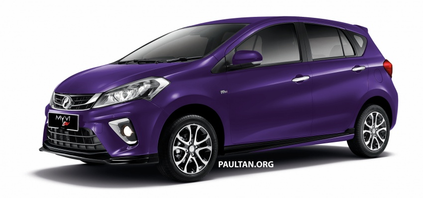 2018 Perodua Myvi officially launched in Malaysia – now with full details and pics, priced from RM44,300 Image #738977