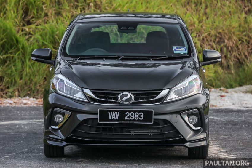 GALLERY: Perodua Myvi Advance 1.5 – 2018 vs 2015 Image #741490