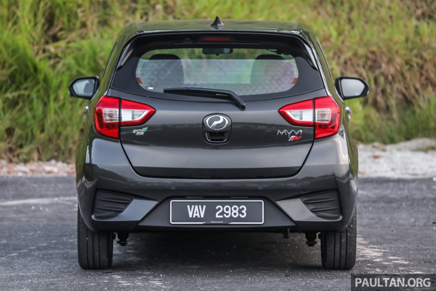 GALLERY: 2018 Perodua Myvi 1.3 Premium X vs 1.5 Advance – which new variant should you go for? Image #741481