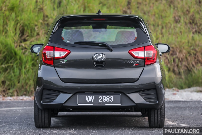 GALLERY: Perodua Myvi Advance 1.5 – 2018 vs 2015 Image #741496