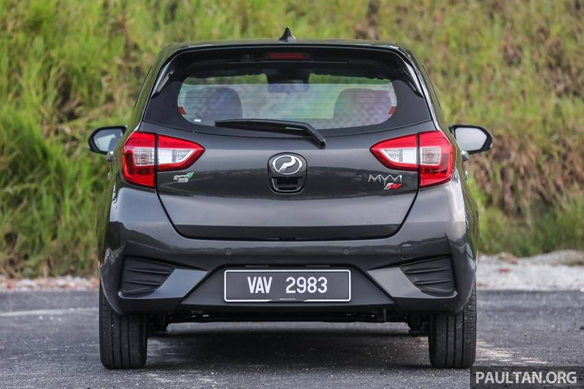 GALLERY: Perodua Myvi Advance 1.5 – 2018 vs 2015 Image #741496