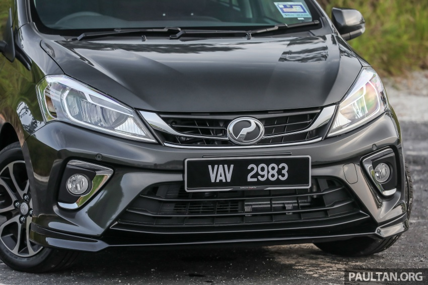 GALLERY: Perodua Myvi Advance 1.5 – 2018 vs 2015 Image #741498