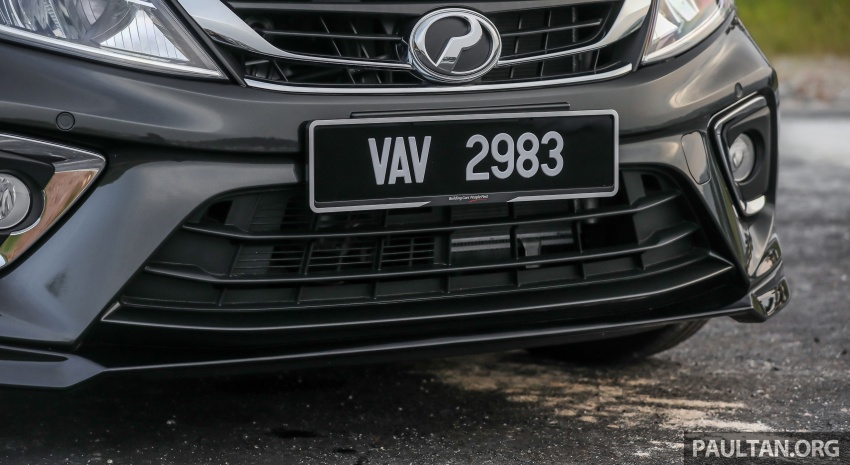 GALERI: Perodua Myvi 2018 – 1.5 Advance vs. 1.3 Premium X; model yang mana beri lebih banyak nilai? Image #741089