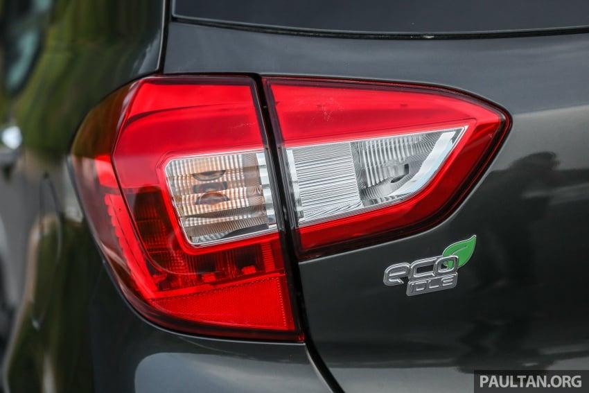 GALLERY: Perodua Myvi Advance 1.5 – 2018 vs 2015 Image #741570
