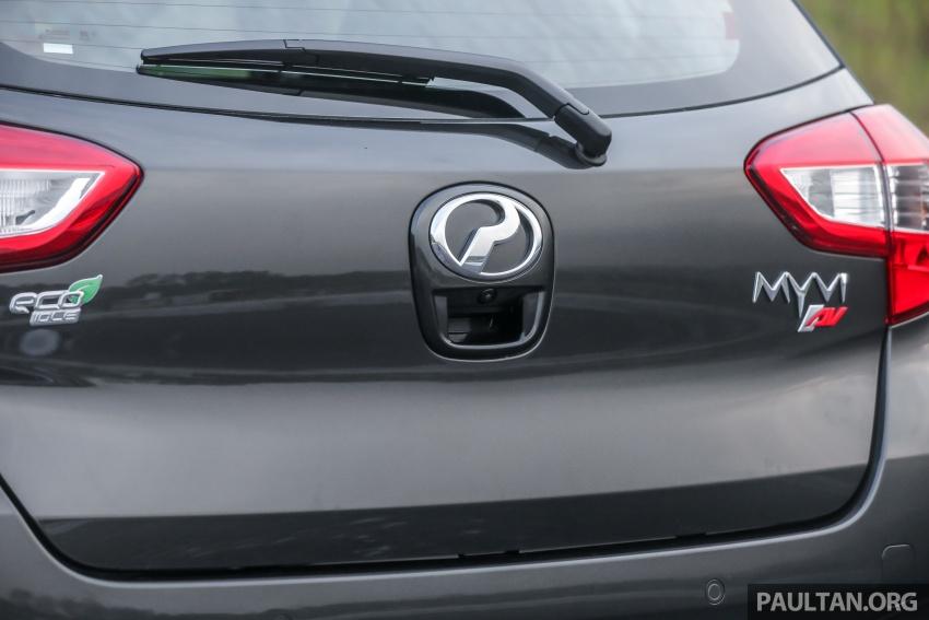 GALLERY: Perodua Myvi Advance 1.5 – 2018 vs 2015 Image #741573