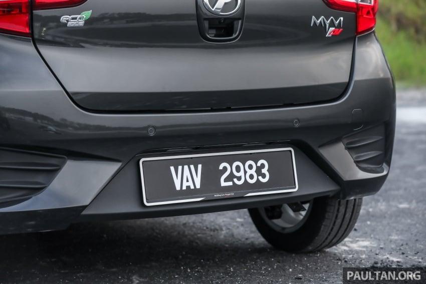 GALLERY: Perodua Myvi Advance 1.5 – 2018 vs 2015 Image #741574