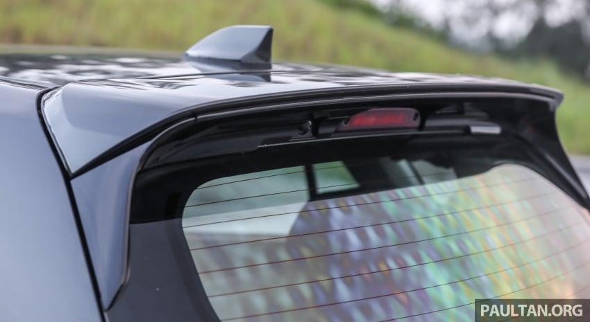 GALERI: Perodua Myvi 2018 – 1.5 Advance vs. 1.3 Premium X; model yang mana beri lebih banyak nilai? Image #741103