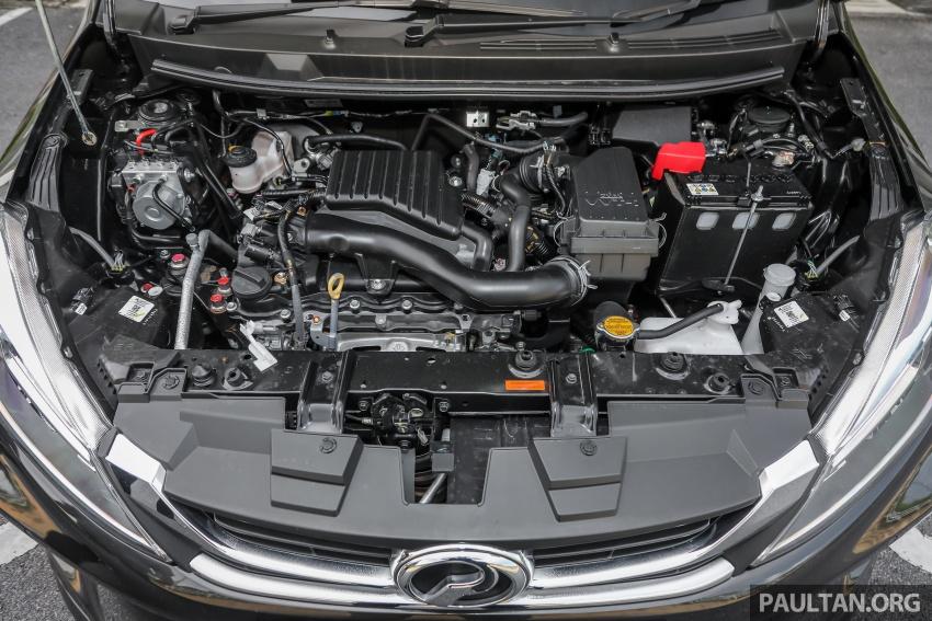 GALLERY: Perodua Myvi Advance 1.5 – 2018 vs 2015 Image #741578